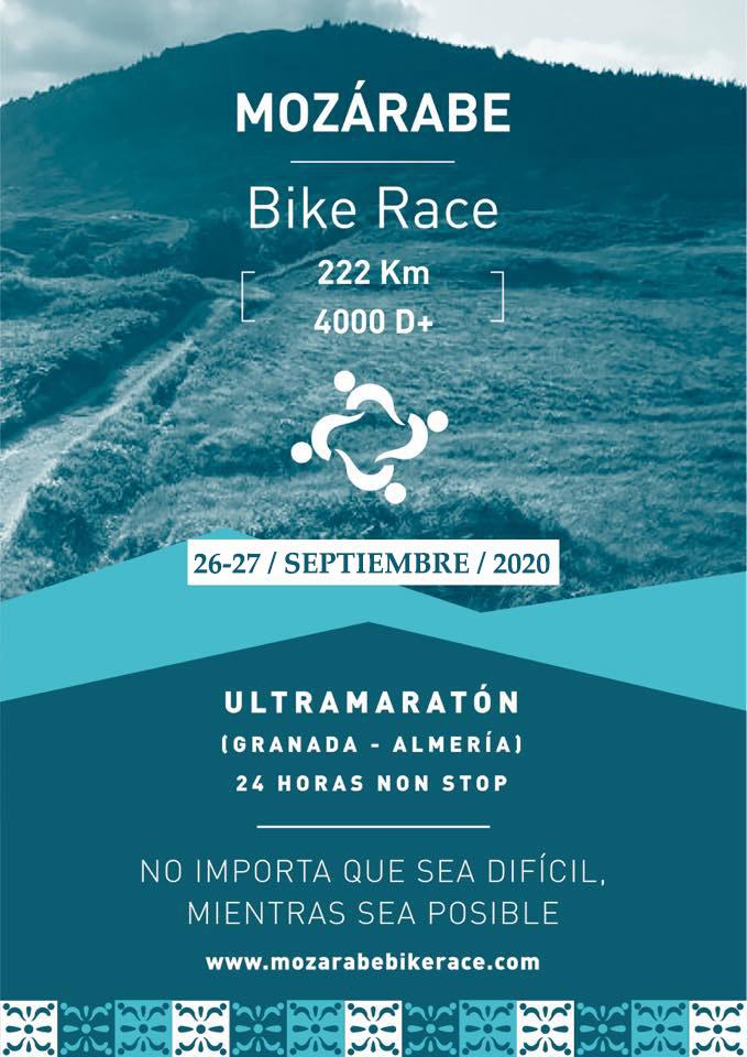 CARTEL MOZARABE BIKE RACE 2020