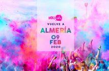 Carrera de Colores Holi Life Almería