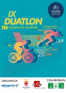 DUATLÓN CIUDAD DE ALMERÍA 2020