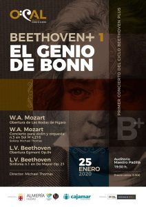 OCAL Beethoven Plus - Conciertos