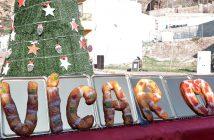 El Roscón más grande en Vícar