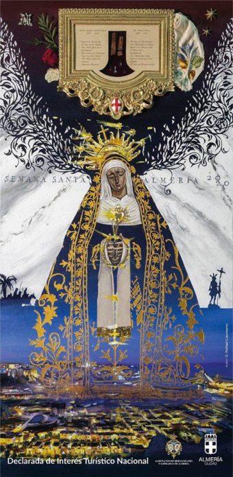 Almería Semana Santa 2020 - Declarada de Interes Turístico Nacional
