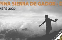 VII ALPINA SIERRA DE GADOR -DALIAS