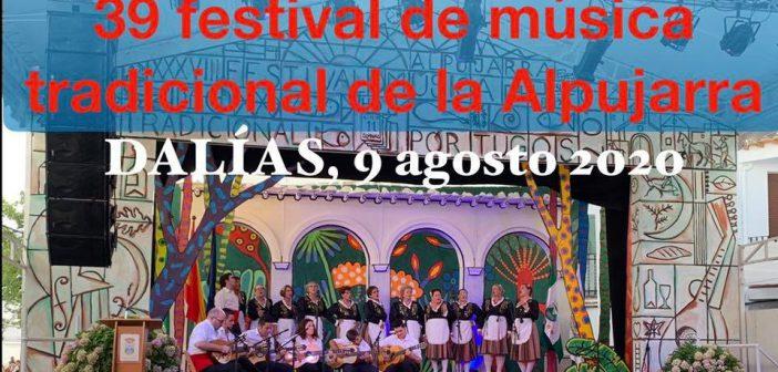 XXXIX Festival de Música Tradicional de la Alpujarra
