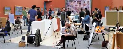 9º Curso de Realismo y Figuración para Pintores