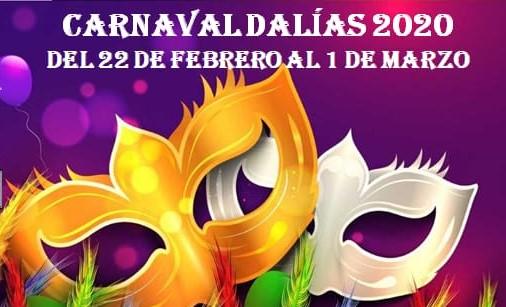 Carnaval Dalías 2020