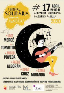 """I Bienal Solidaria """"Ciudad de Almería"""""""