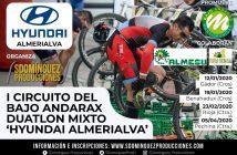 I Circuito Comarcal de Duatlon Mixto 'Hyundai Almerialva'
