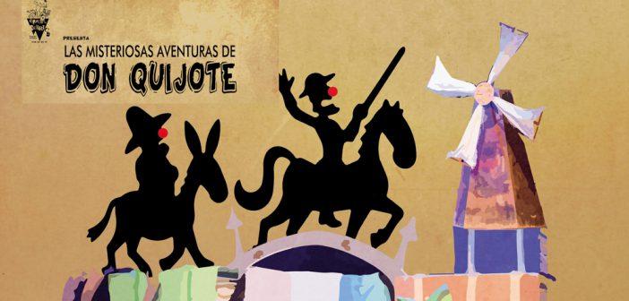 Las misteriosas aventuras de Don Quijote