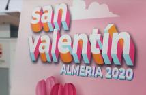 San Valentín Almería Enamorate en el centro