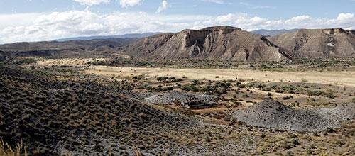 Descubre el Desierto de Tabernas en 4X4