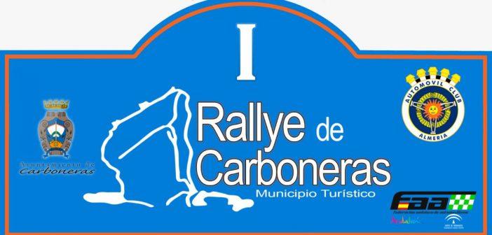 I Rallye de Carboneras