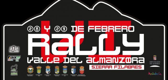 VI Rally Valle del Almanzora – Sierra Filabres 2020