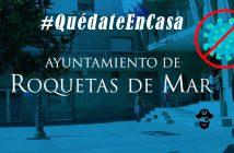 Ayuntamiento de Roquetas de Mar COVID-2019