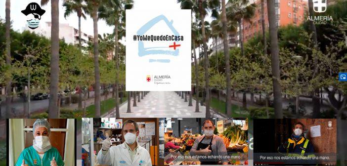 Almería no está vacía: está llena de responsabilidad. ¡GRACIAS!