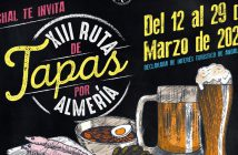 XIII Ruta de Tapas por Almería