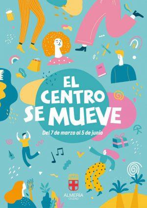 Almería ciudad ¡El centro se mueve!