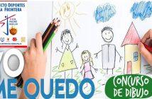 Concurso dibujo #YoMeQuedoEnCasa