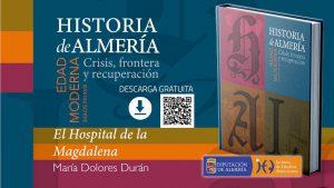 libro El Hospital de la Magdalena