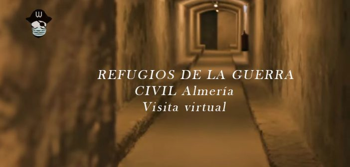 Refugios-antiaéreos-de-la-Guerra-Civil,-Almería