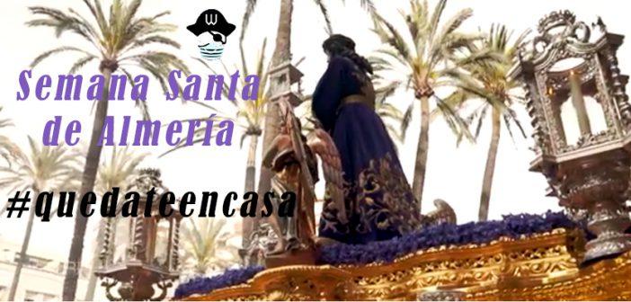 Semana Santa digital de Almería 2020