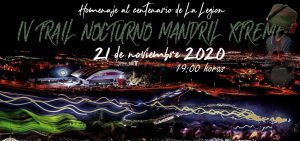 Trail Nocturno Mandril Xtreme