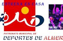 Entrenamientos en casa - Ayuntamiento de Almería