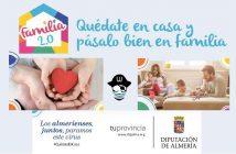 """Juegos y cuentos """"Familia 2.0"""" Diputación de Almería"""