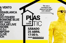 Festival Plastic en Casa