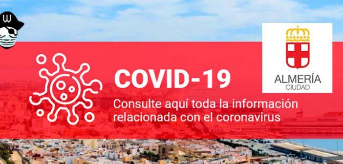 Medidas adoptadas COVID-19 - Ayuntamiento de Almería