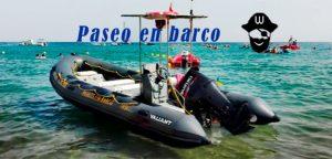 velero en Almería