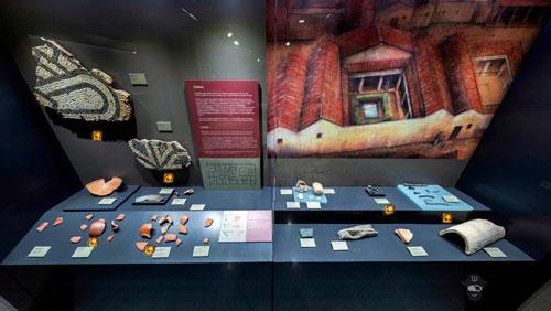 cerámica CAEE-Colección-Arqueológica-El-Ejido