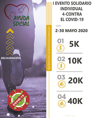 RETO 4 DISTANCIAS CONTRA EL COVID 19