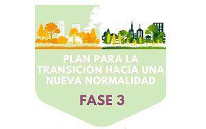 Fase 3 de la desescalada - Almería