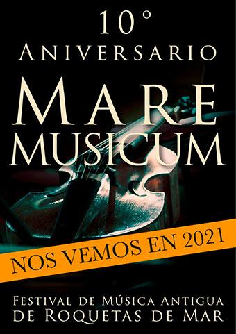 Festival de Música Antigua Mare Musicum - Roquetas de Mar