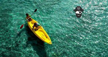 Kayak en Almería - Acitividades en Cabo de Gata