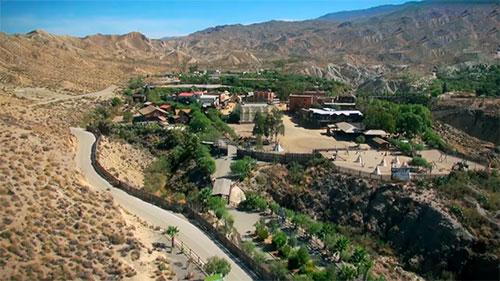 Oasys MiniHollywood Parque Temático en Almería