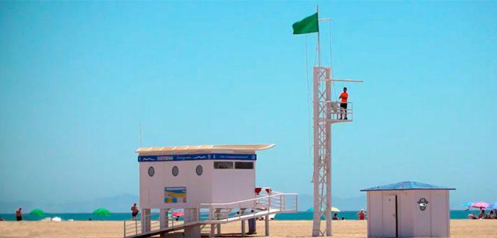 Playa Roquetas de Mar