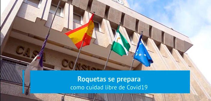 Roquetas de Mar ciudad certificada libre de Covid19
