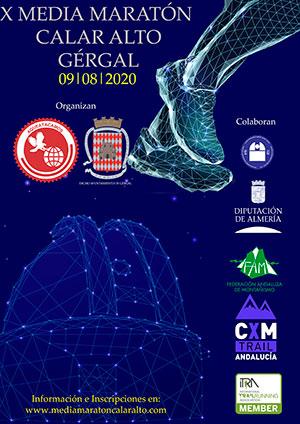 cartel X MEDIA MARATON CALAR ALTO 2020