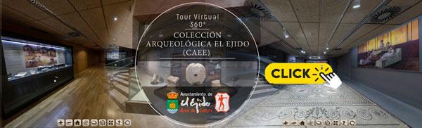 Tour Virtual de la Colección Arqueológica de El Ejido