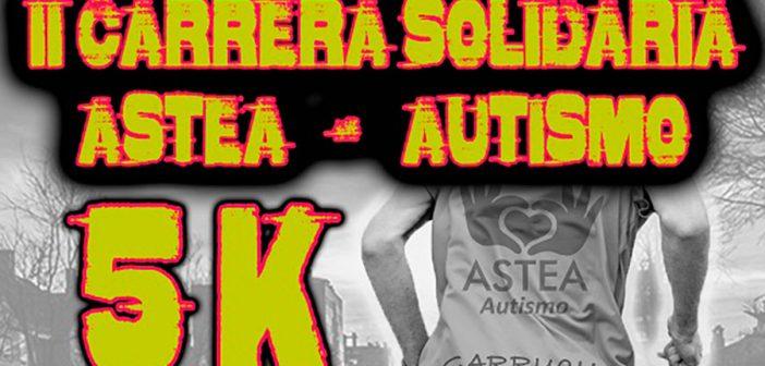 II CARRERA SOLIDARIA ASTEA - AUTISMO