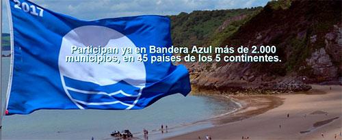 Playas con Bandera Azul en Almería