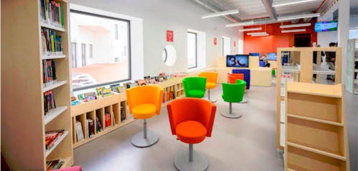 Bibliotecas Municipales de Almería