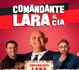 Comandante Lara & CIA en El Ejido