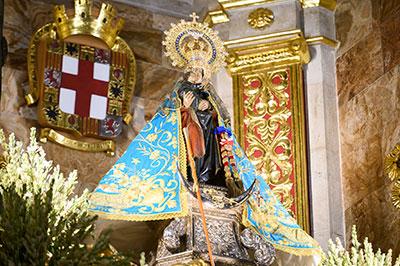 Suspendida la Feria y las fiestas de la Virgen del Mar