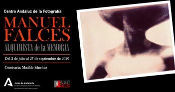 Exposición Manuel Falces en el CAF Almería