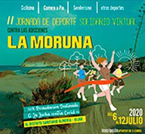 JORNADAS DE DEPORTE SOLIDARIO VIRTUAL - LA MORUNA