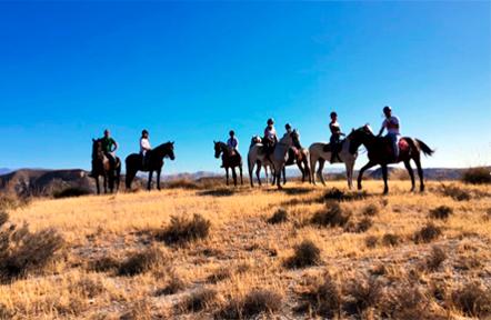 Ruta a caballo Desierto de Tabernas, Almería