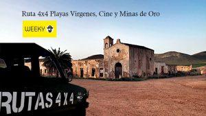 Ruta 4×4 Playas Vírgenes, Cine y Minas de Oro